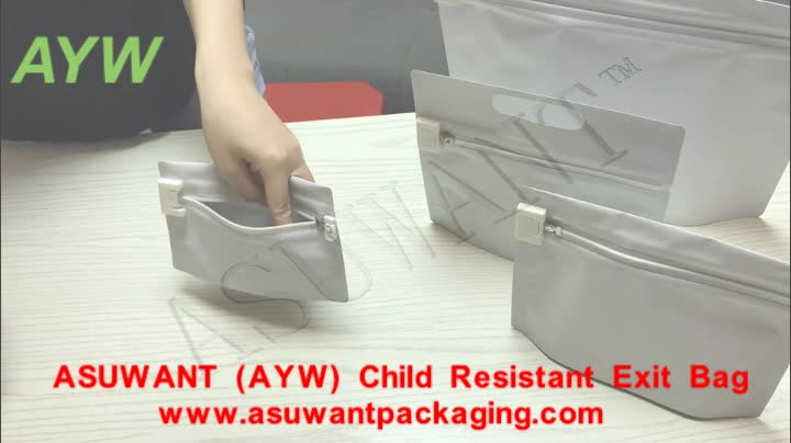 Mylar Child Safety Protected rentzs package for capsulepackage for pill