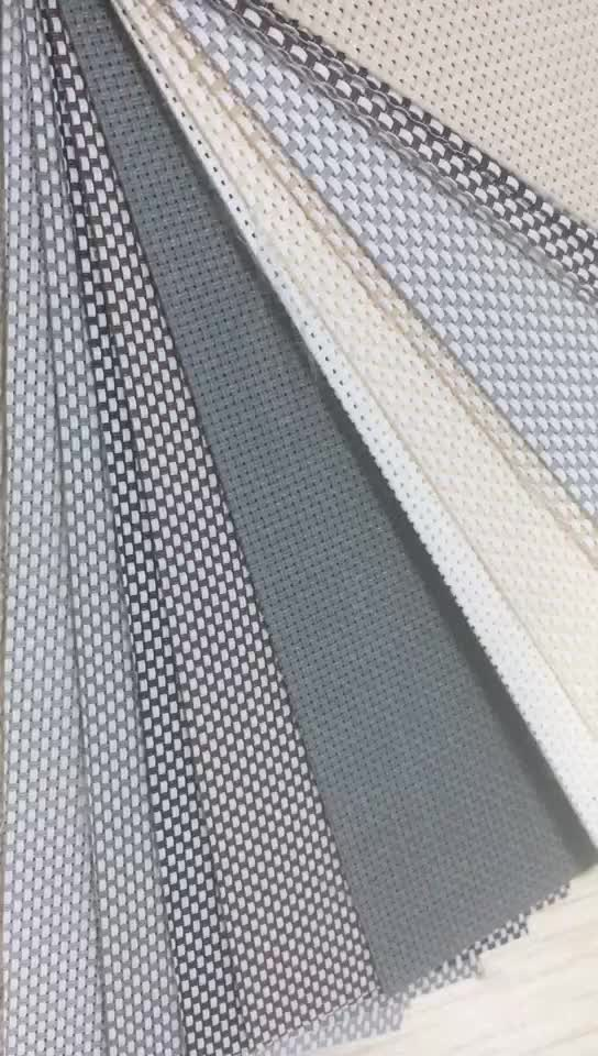 Persianas Enrrollables Telas Solar Screen Fabrics