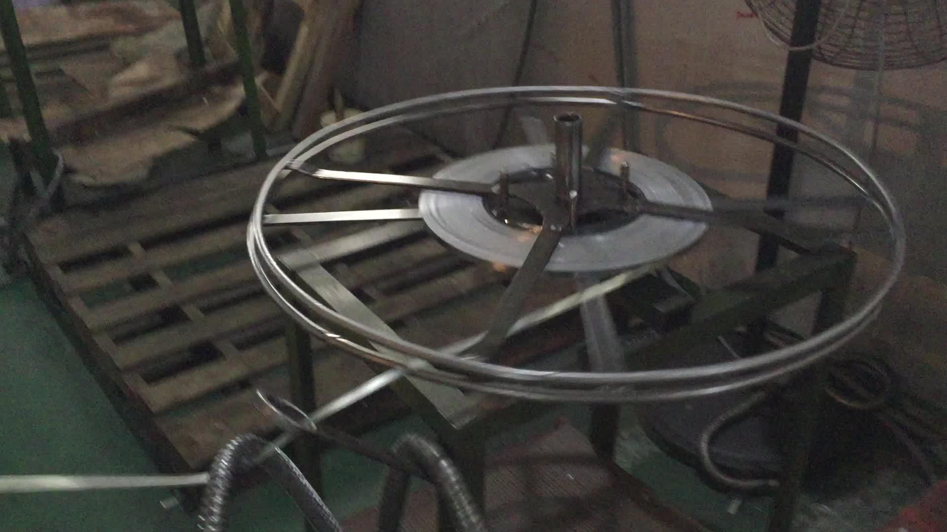 Quadratische schloss oder einzelne sperre flexible stahl schlauch, der maschine