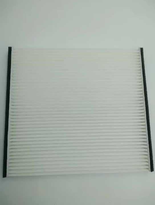 AIRCONDITIONER FILTER 87139-12010 cabine filter