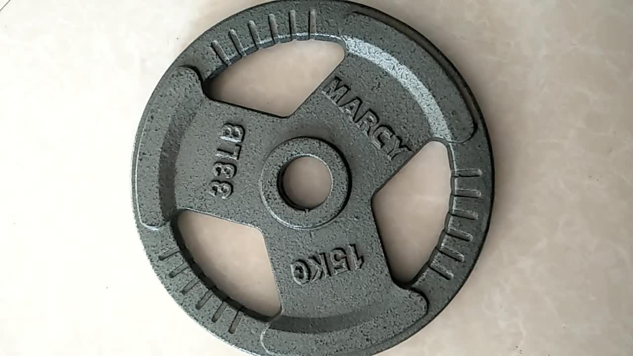 Placa de disco de barra de ferro pintado de alta qualidade para venda