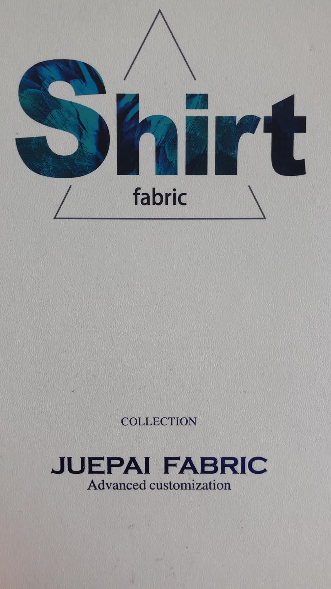 Factory supplier wholesale polyester and spandex history woven  shirt fabric