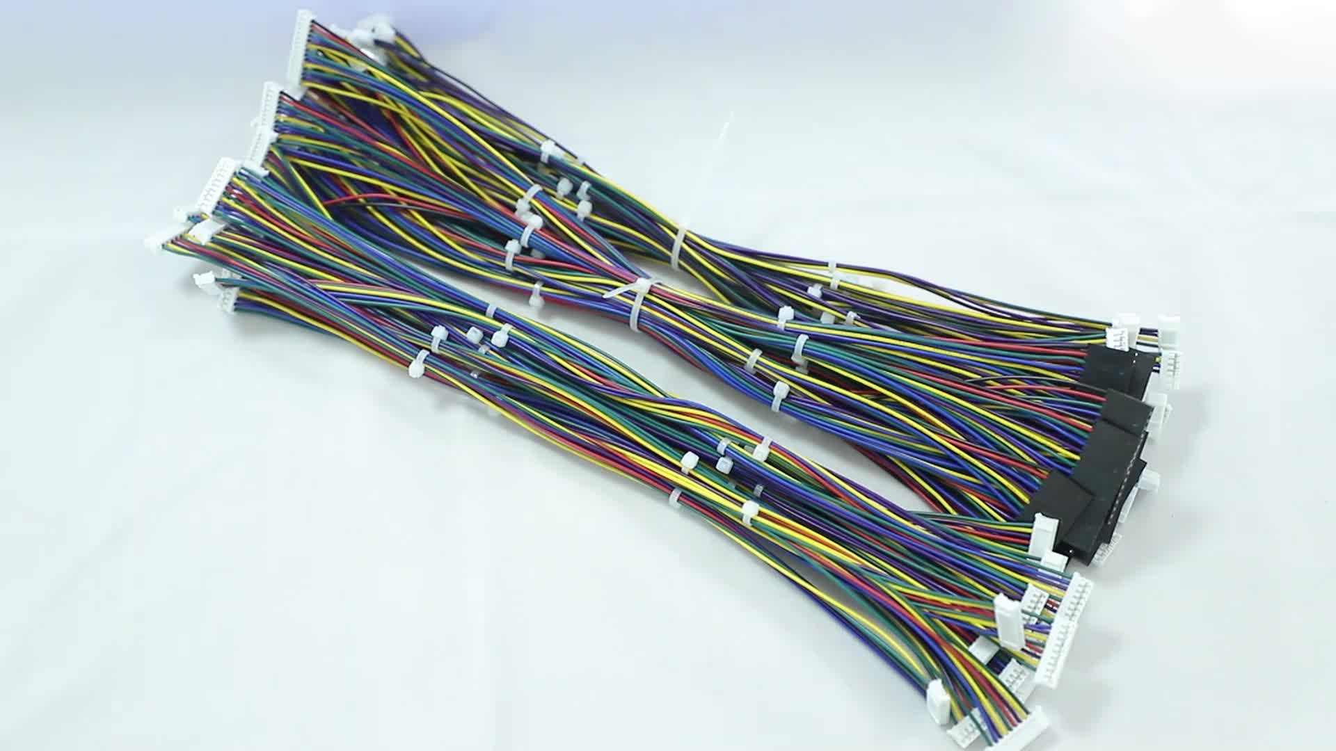 UL CUL Listed Manufacturer OEM Wire Assembly Custom Wire Harness