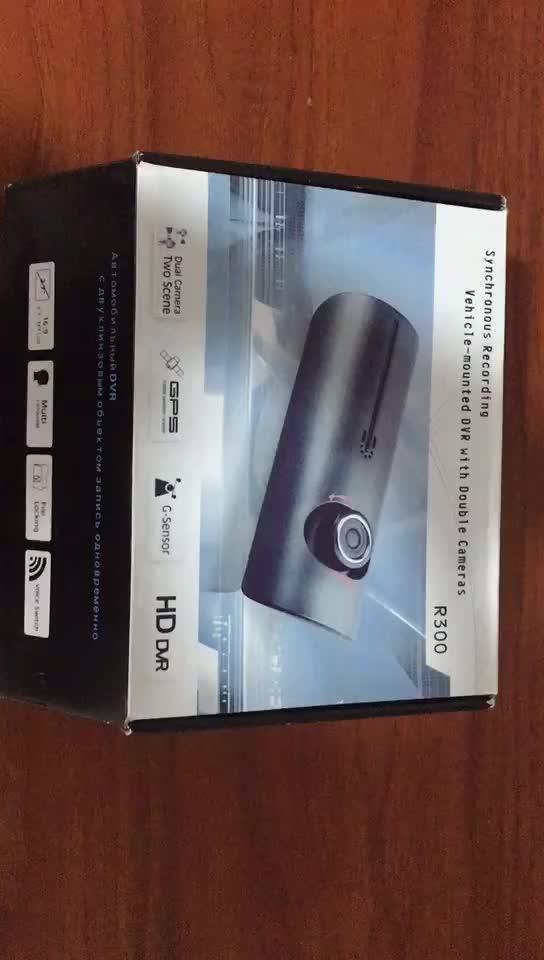 工場直接 1080 720p 車デュアルダッシュカメラ X3000 GPS ビデオ駆動レコーダー G センサー車 Dvr カメラ自動ナイトビジョン