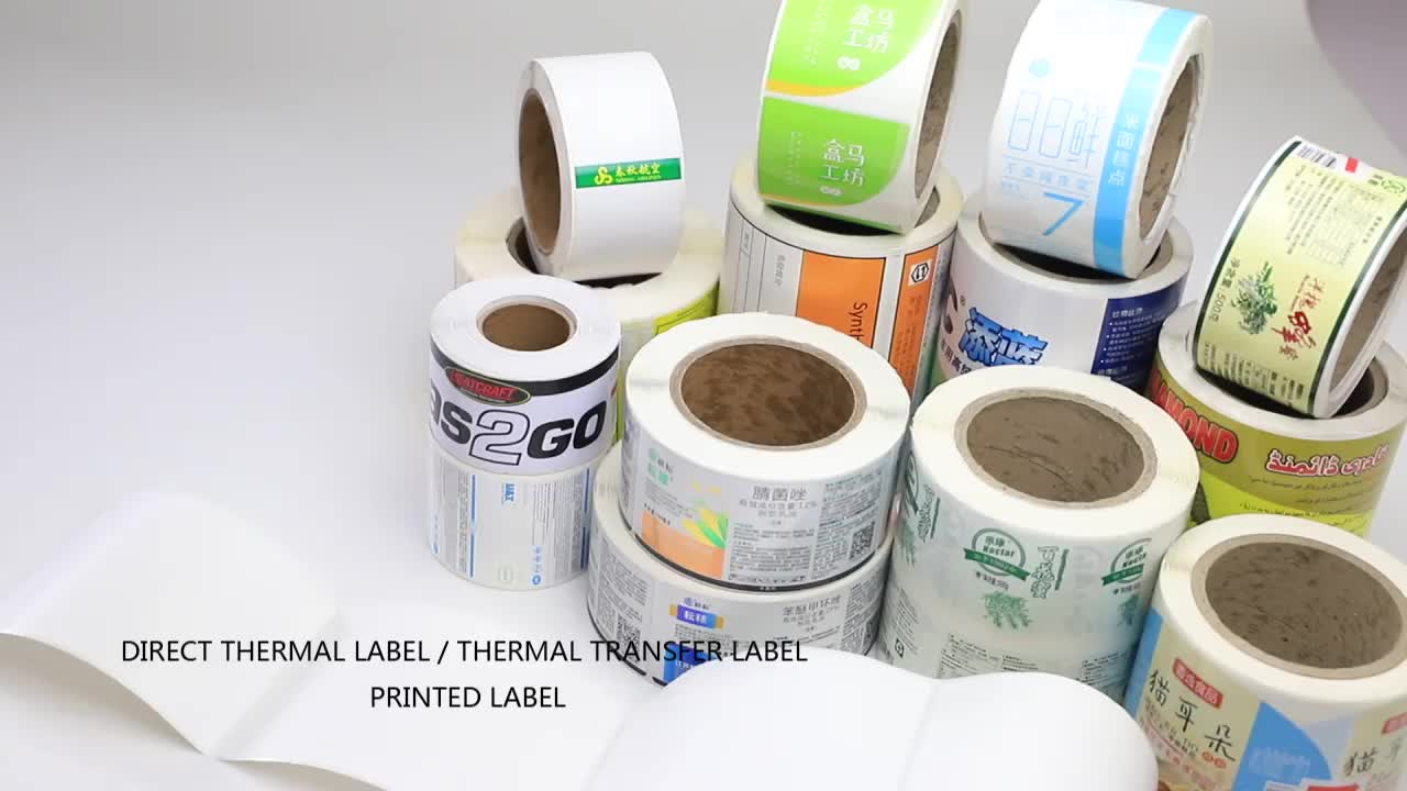 Widely Used Water Based Acrylic Adhesive Packing Tape