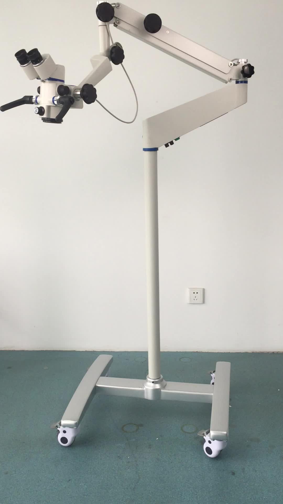 ASOM510 6A אוראלי טיפול ציוד ואבזרים maxilofacial ניתוח שיניים אופטיקה מיקרוסקופ