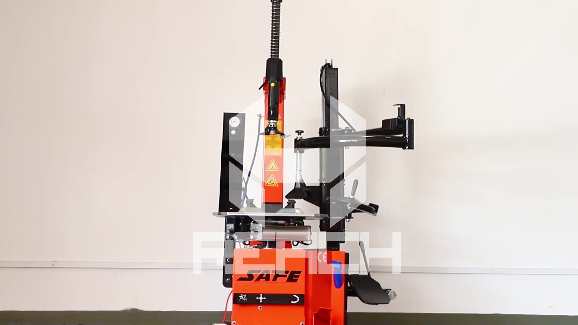 car tire changer with CE