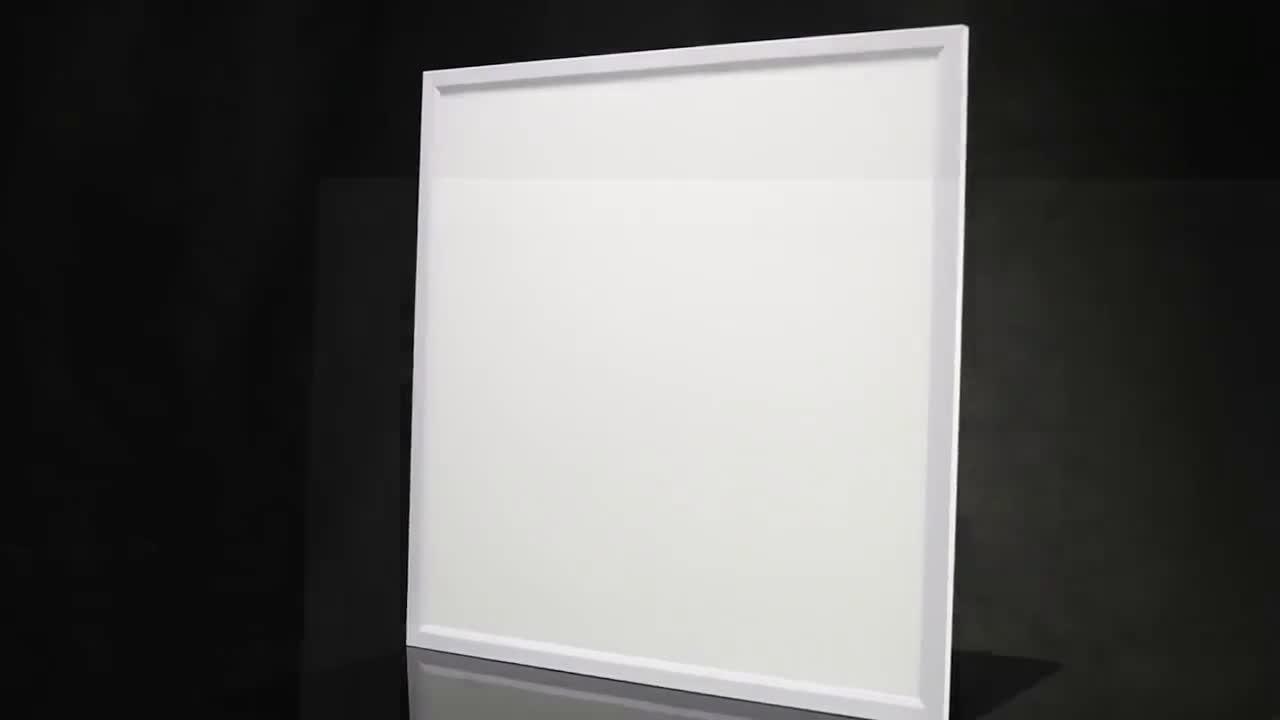 במלאי-CCT מתכוונן ultra slim LED פנל אור 60X60 תקרה שקוע אורות led