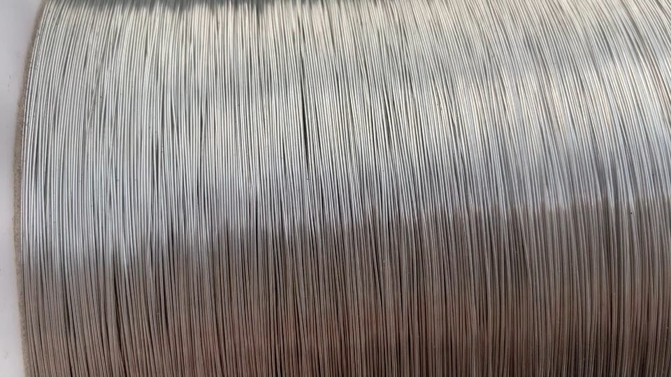 Fabrik preis aisi 316 sehr dünne edelstahl draht mit hoher qualität