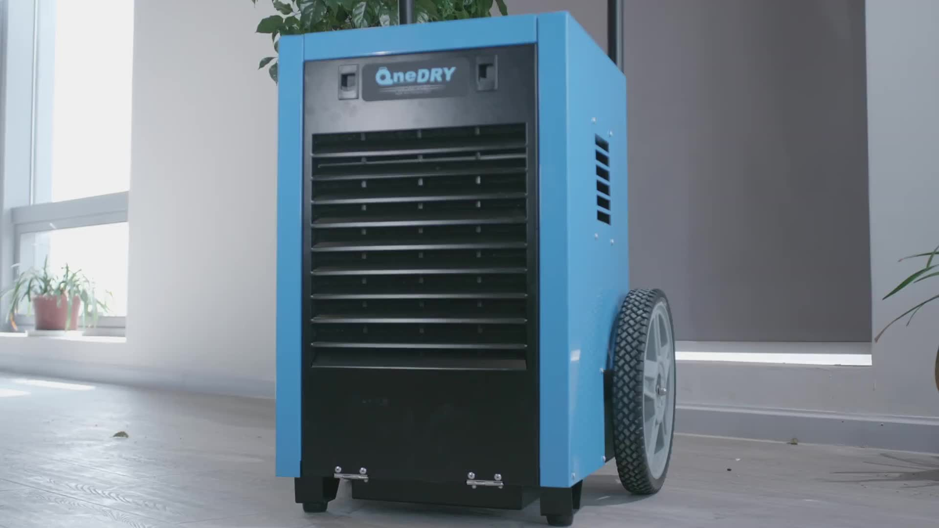 Europe solar powered  auto dryer plastic Air Drying Machine portable dehumidifier industrial dehumidifier commercial for sale
