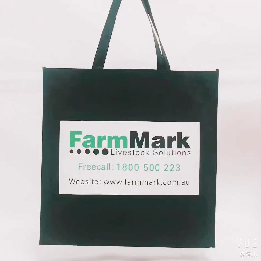 Kundenspezifische Einkaufs Geschenk Super-faserkohle Frau Tote Bambus Tasche