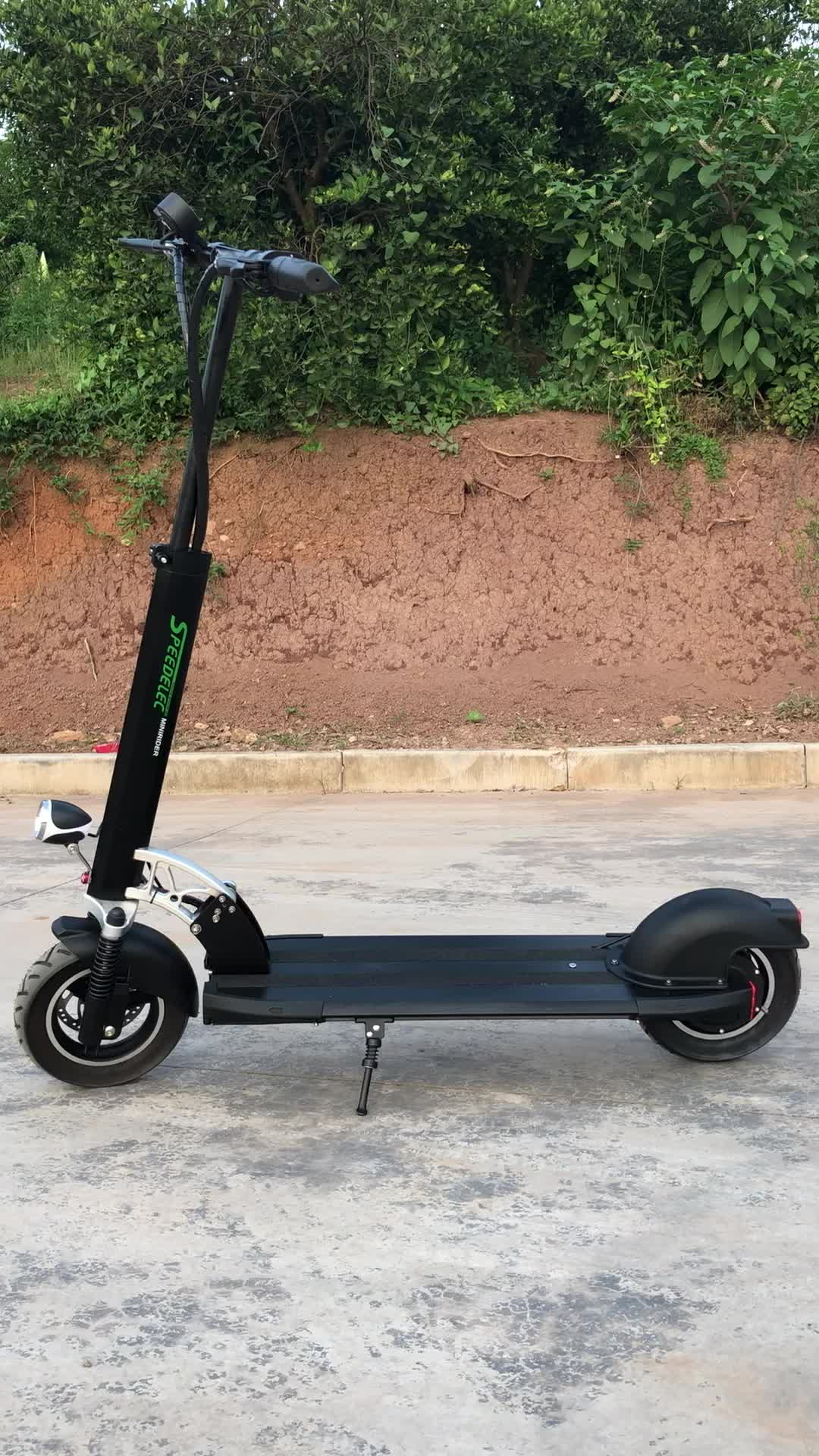 Speedway 3 21ah lithium battery 600w 52v brushless 2 wheel speedway electric scooter