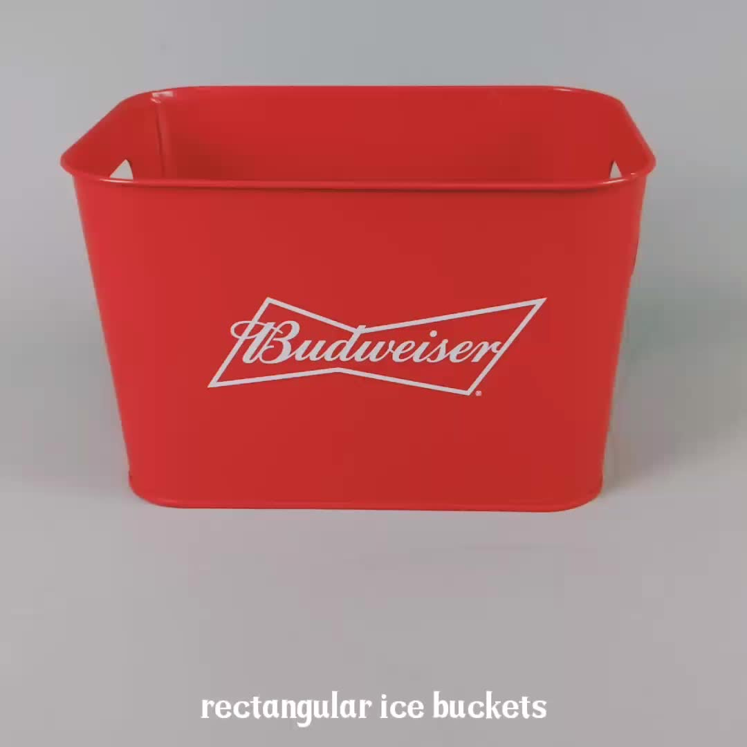 wholesale cheap beer bucket for bar use