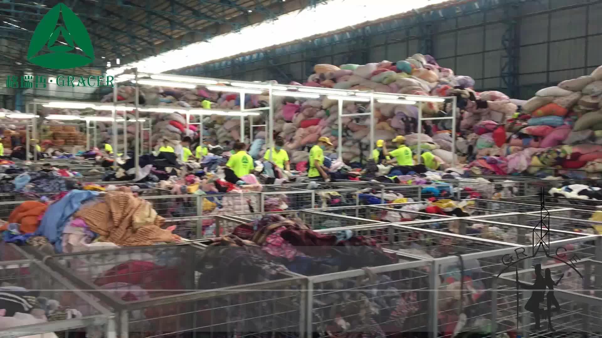 Venta caliente en Alemania de alta calidad de las mujeres de falda de algodón al por mayor a granel bangladesh ropa