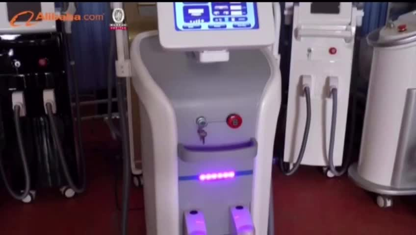 Factory price Elight yag laser 3 in 1 tatoo laser hair removal machine for sale