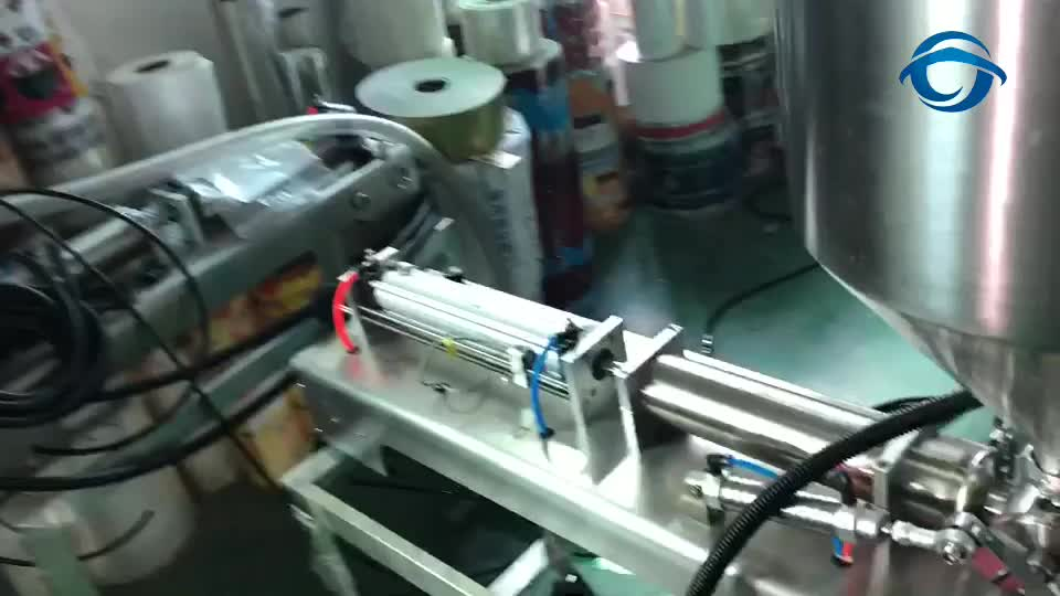 Automatic Chicken Soup Filling Packing Machine