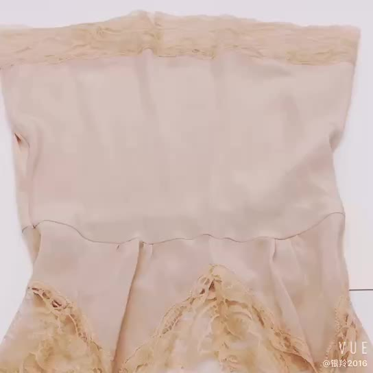 Solid plain color soft and comfortable silk crepe de chine fabric for underwear