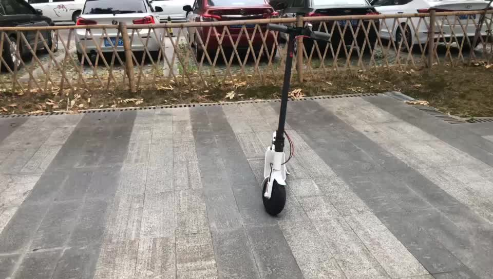 Top Selling Products Two Wheel Electric Folding Foldable Scooter Adult