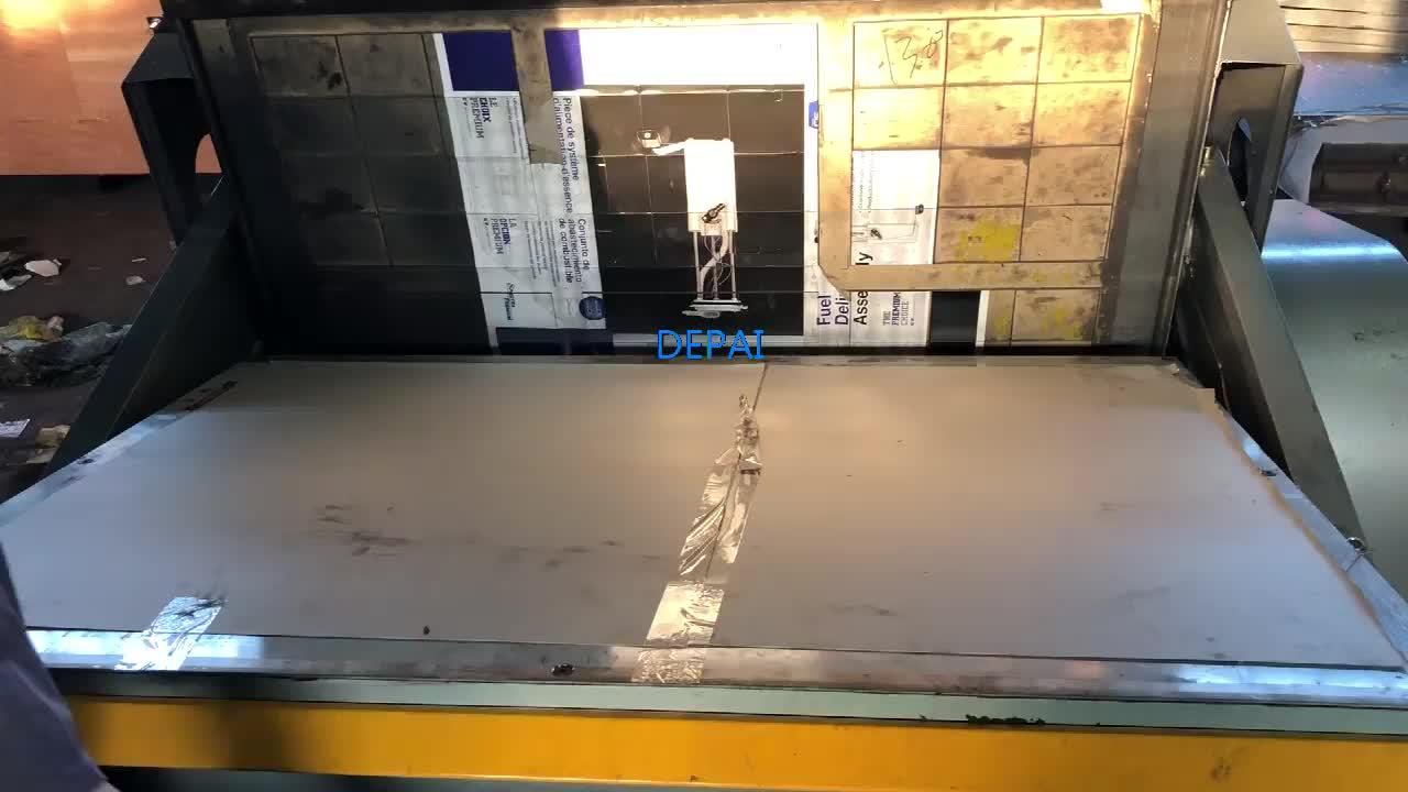 ML750 กระดาษตายตัดและ creasing เครื่องผู้ผลิตสำหรับอุตสาหกรรมกระดาษ