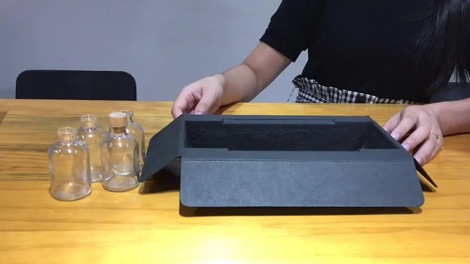 Dongguan سماد أسود ماكينة صناعة أطباق البيض من مخلفات الأوراق Electronics مصبوب الصواني