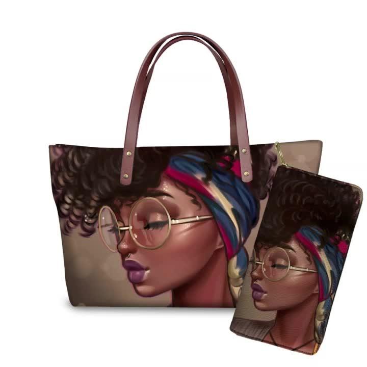 Moda personalizado de alta qualidade mulher bolsa bolsas de compras para a promoção