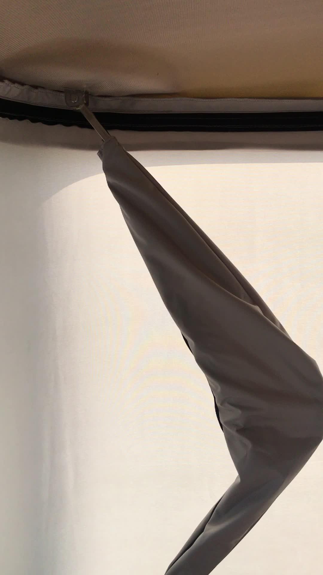 Hoge Kwaliteit Nieuwe Ontwerp Dak Tent Hard Shell 2 Persoon