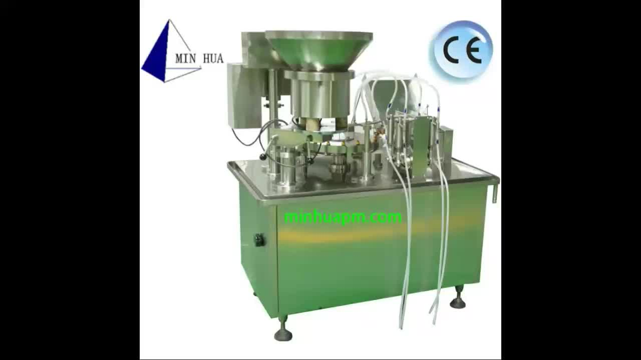 Kgf 40 Small Bottle Filling And Capping Machine Buy