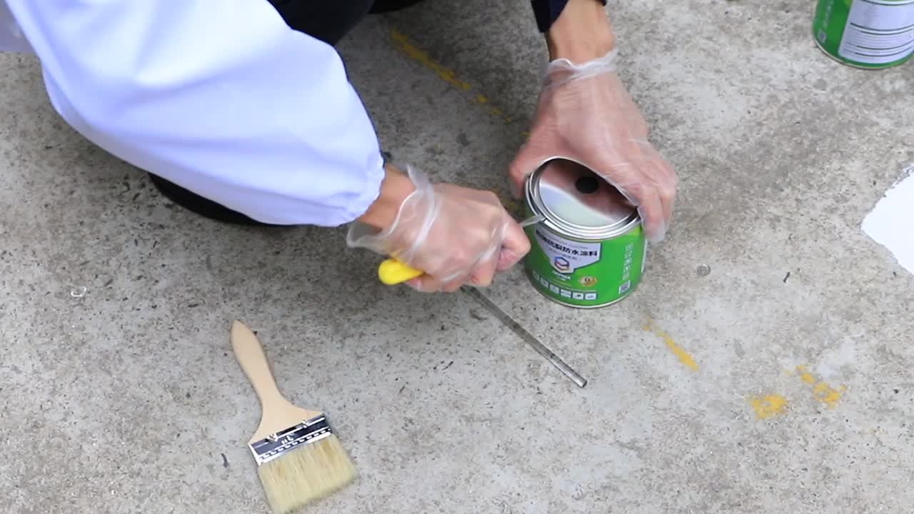 Cheap Price Silicone liquid Rubber polyurethane paint  construction build  bitumen Waterproofing Coating for Roof