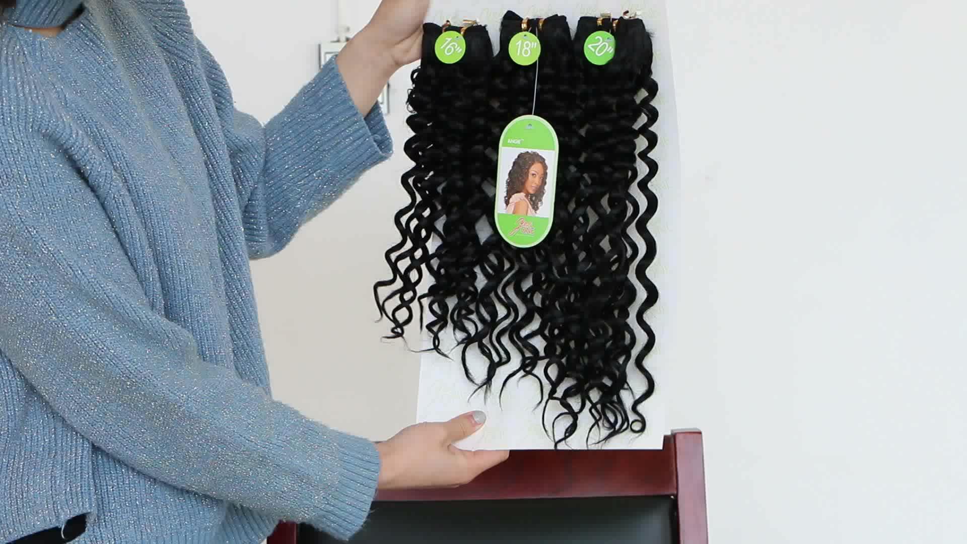 "Wholesale synethic Twist  hair braids with 12""-20"" 12 strands havana mambo twist crochet braid hair"