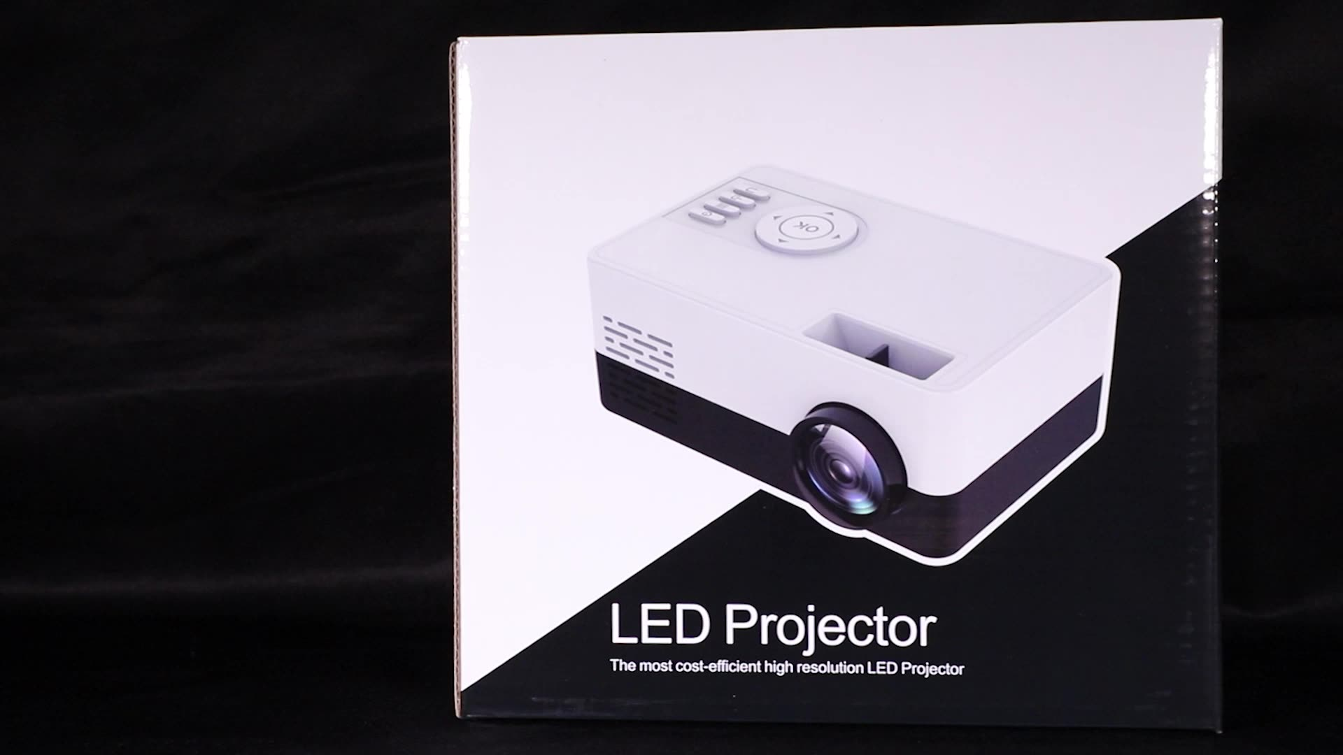 2020 Salange беспроводной супер Проекционные мини-проектор USB настенное зарядное устройство для смартфон планшеты дома ТВ луч с 1000 люмен 1080p 4K проекторы