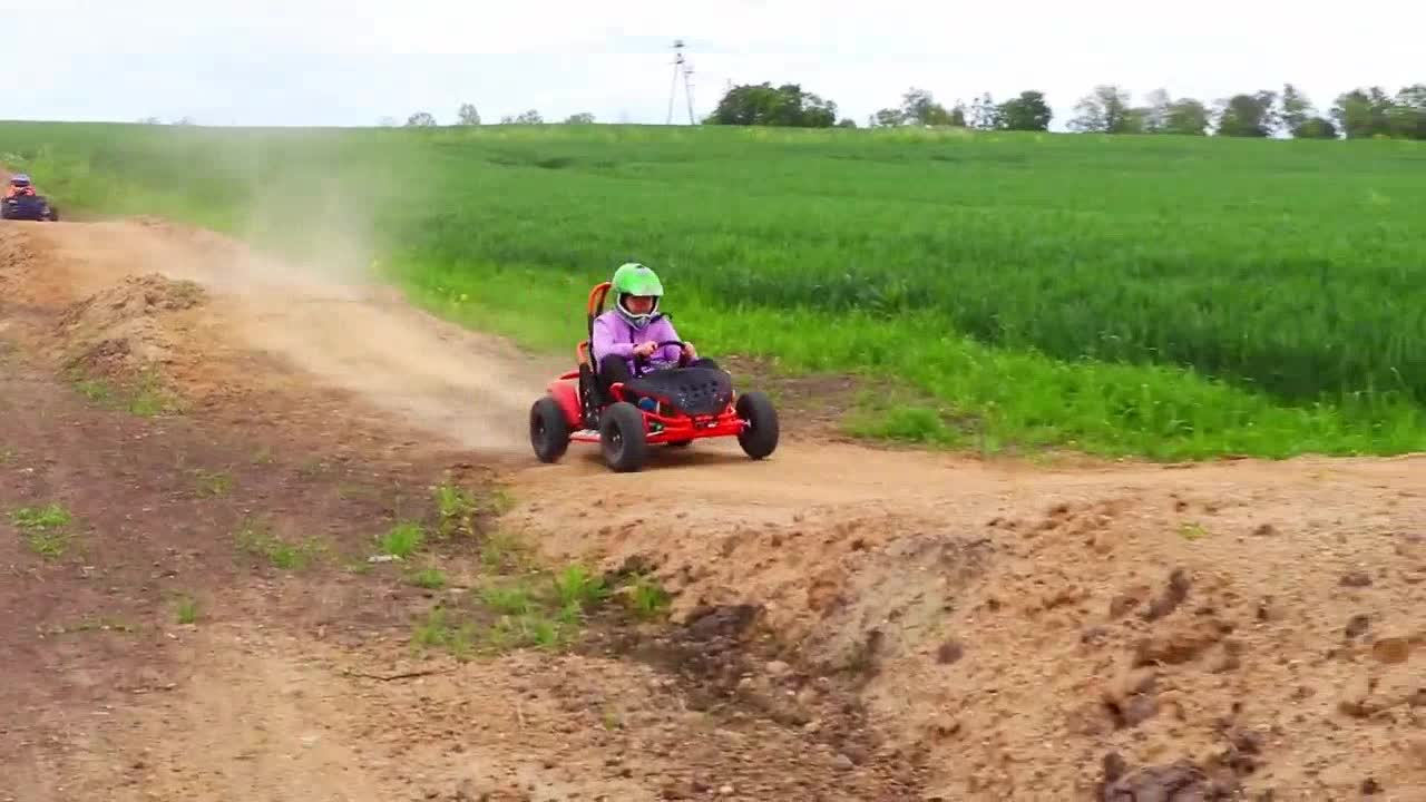 Mini gas powered off road Go Karts for kids,dune buggy(GK005)