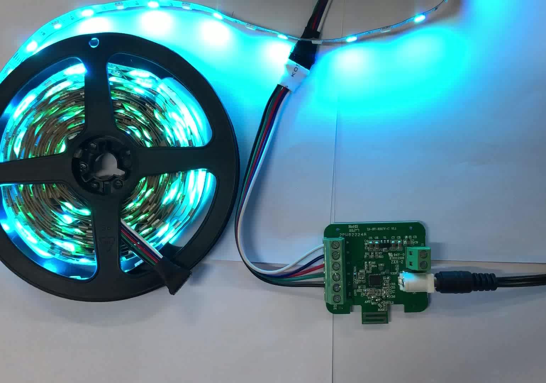 Akıllı Ev Denetleyicisi PCB kartı Üreticisi led ışık PCB Tasarım