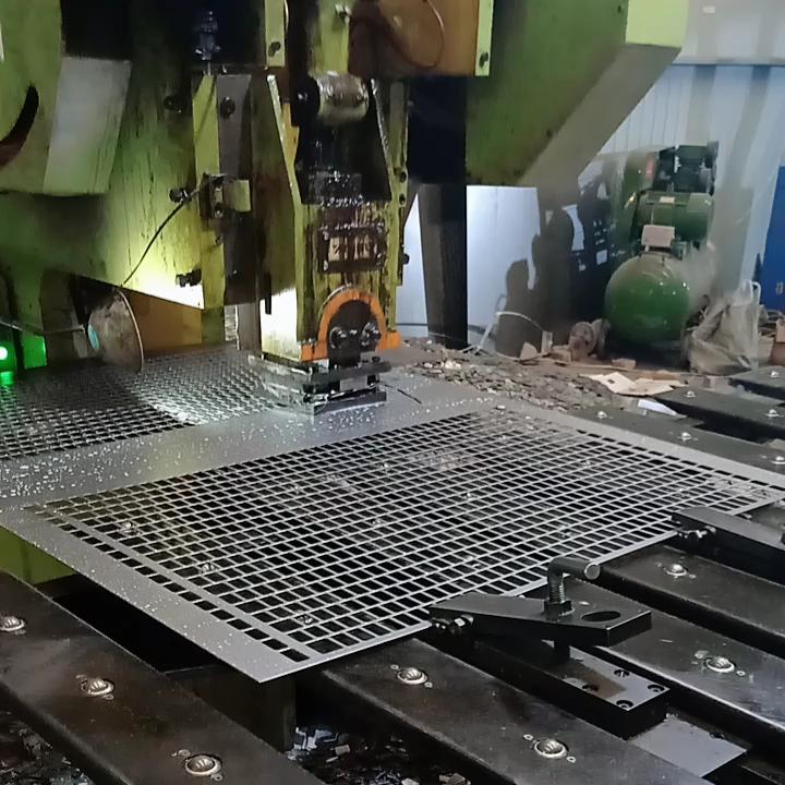 Prodotto principale metallo perforato/foro rotondo perforato metallo/lamiera forata