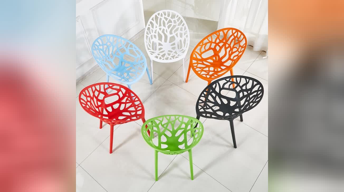 Cheap furniture modern design classic home goods round back dining chair price