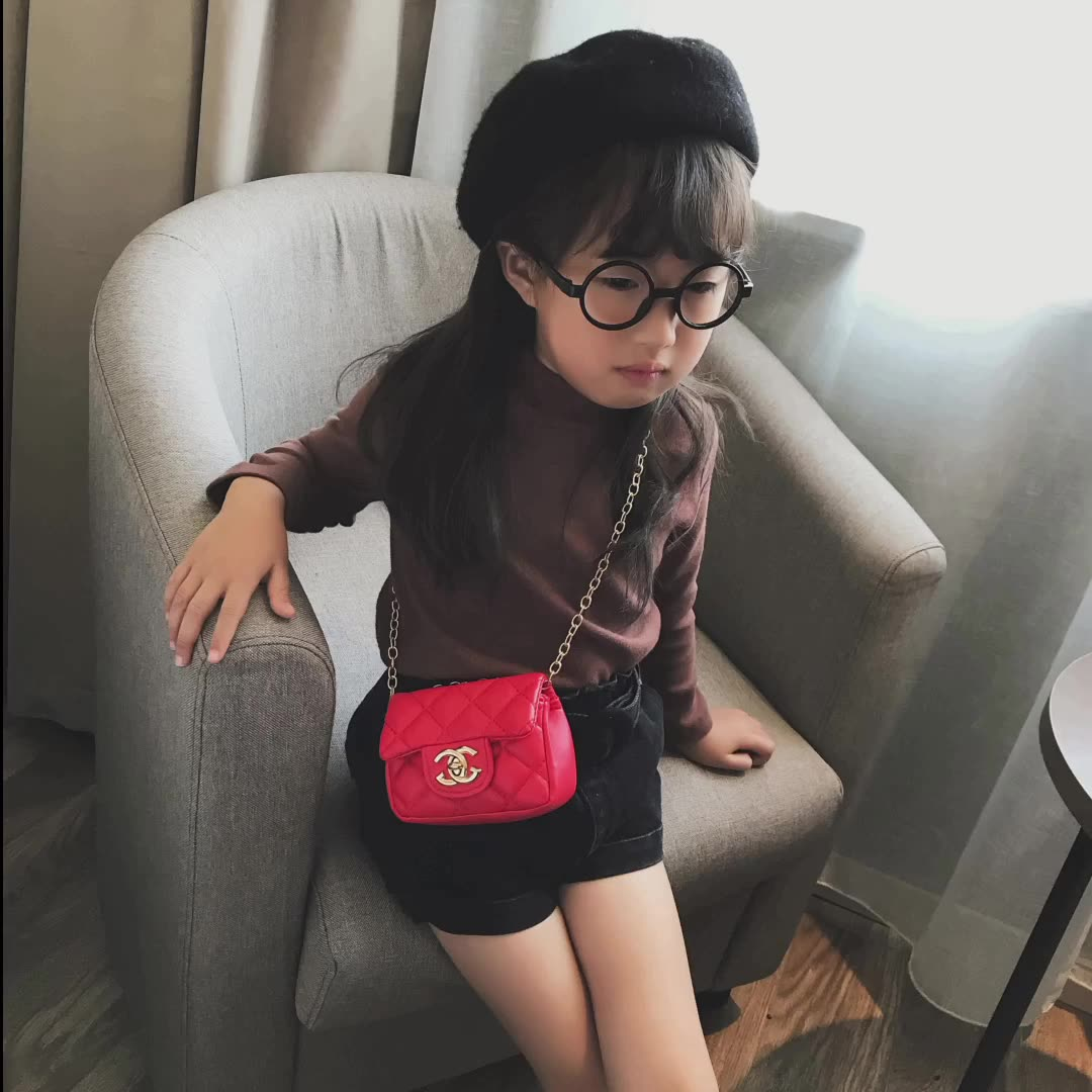 2020 Kids Portemonnees Handtas Purse Mini Modieuze Handtassen Casual Leuke Meisjes