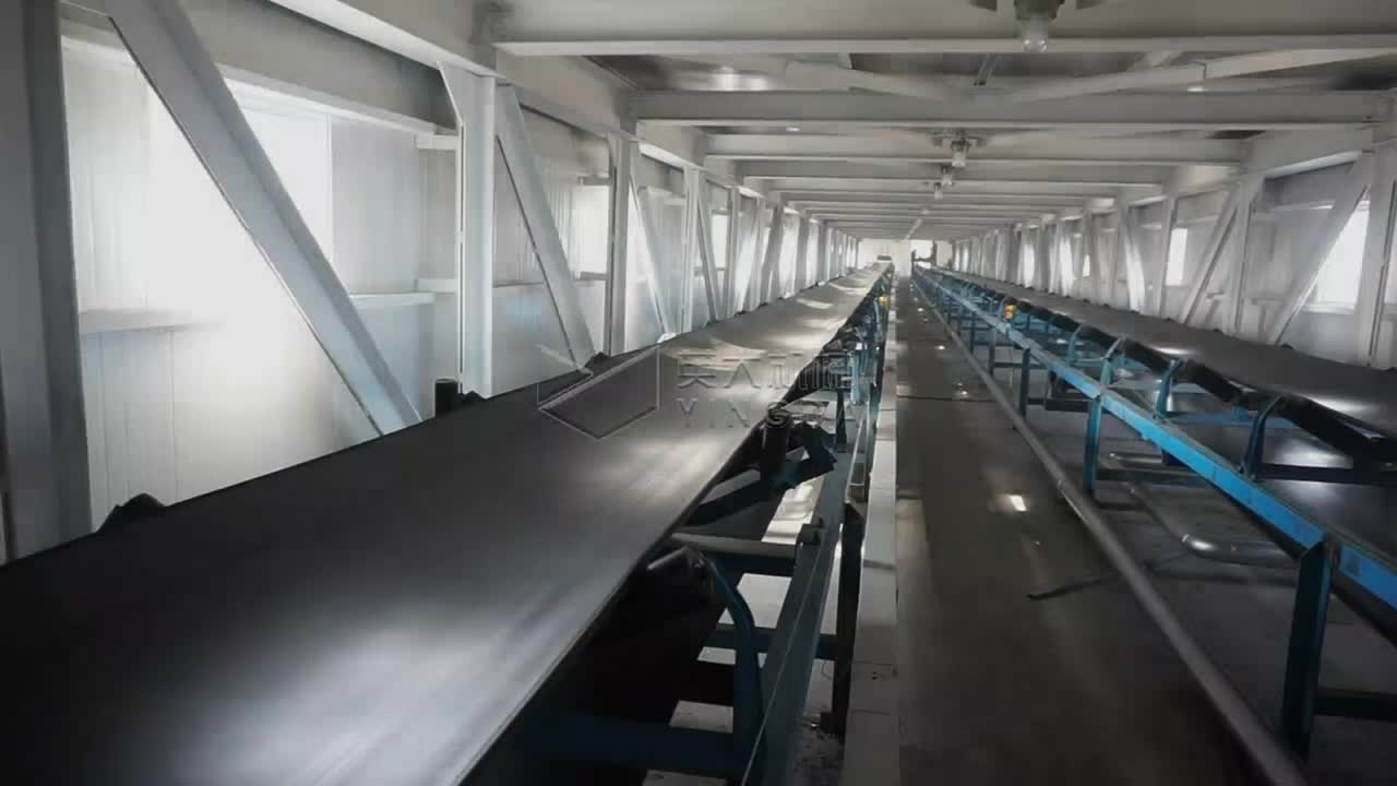 2020 high quality mining flat and inclined belt conveyor