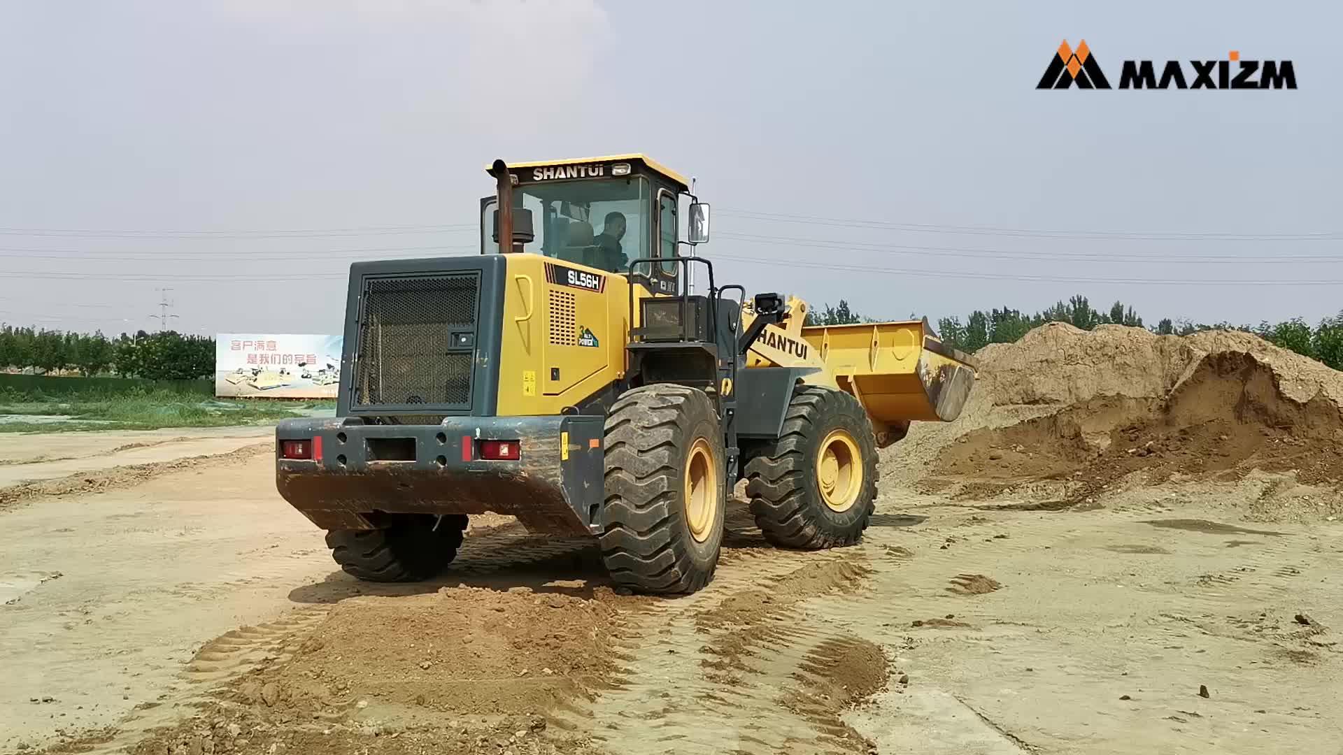 Бульдозер Shantui SD32 320HP бульдозер Rc
