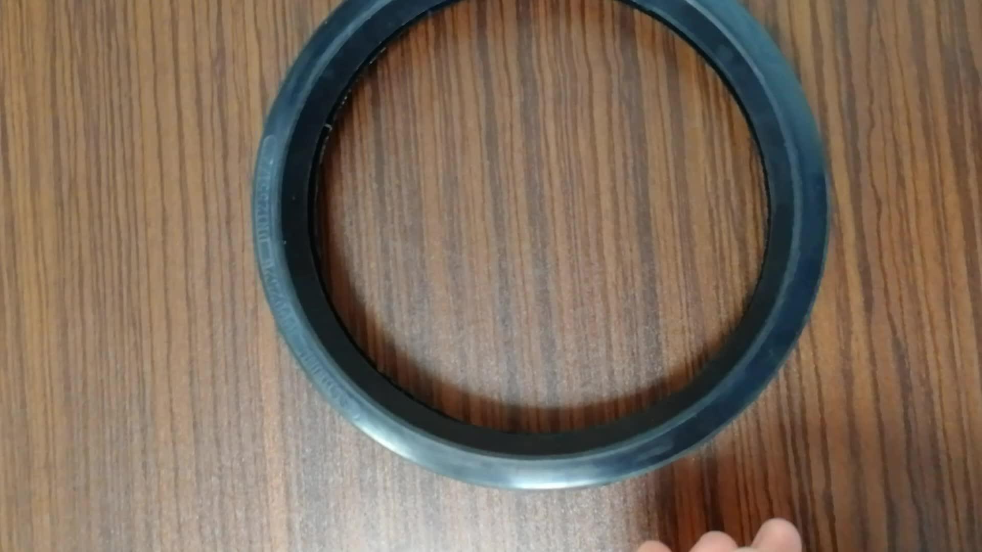 Trung quốc thực hiện dn125 con dấu cao su o ring cho ống bơm bê tông