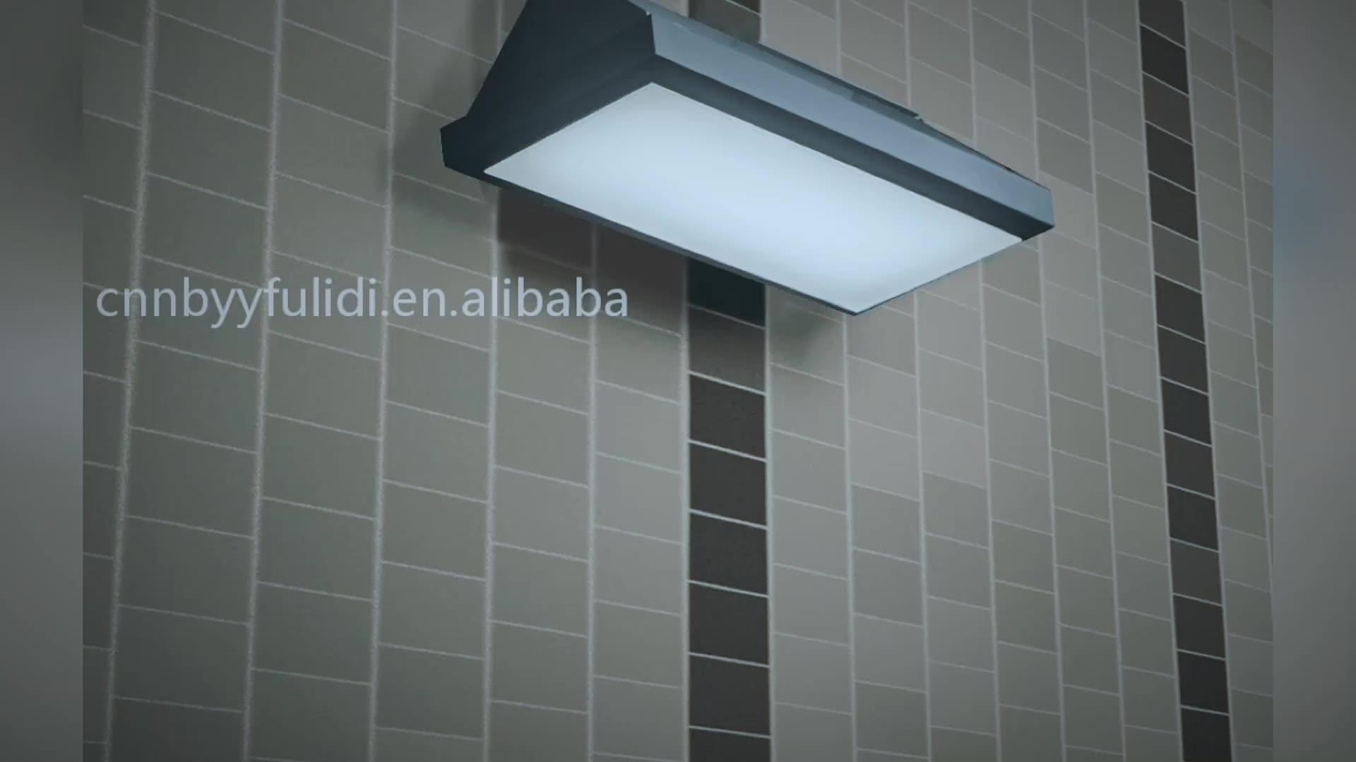PW2651 класс водо-и пыленепроницаемости: настенный светильник наружное светодиодное освещение стены