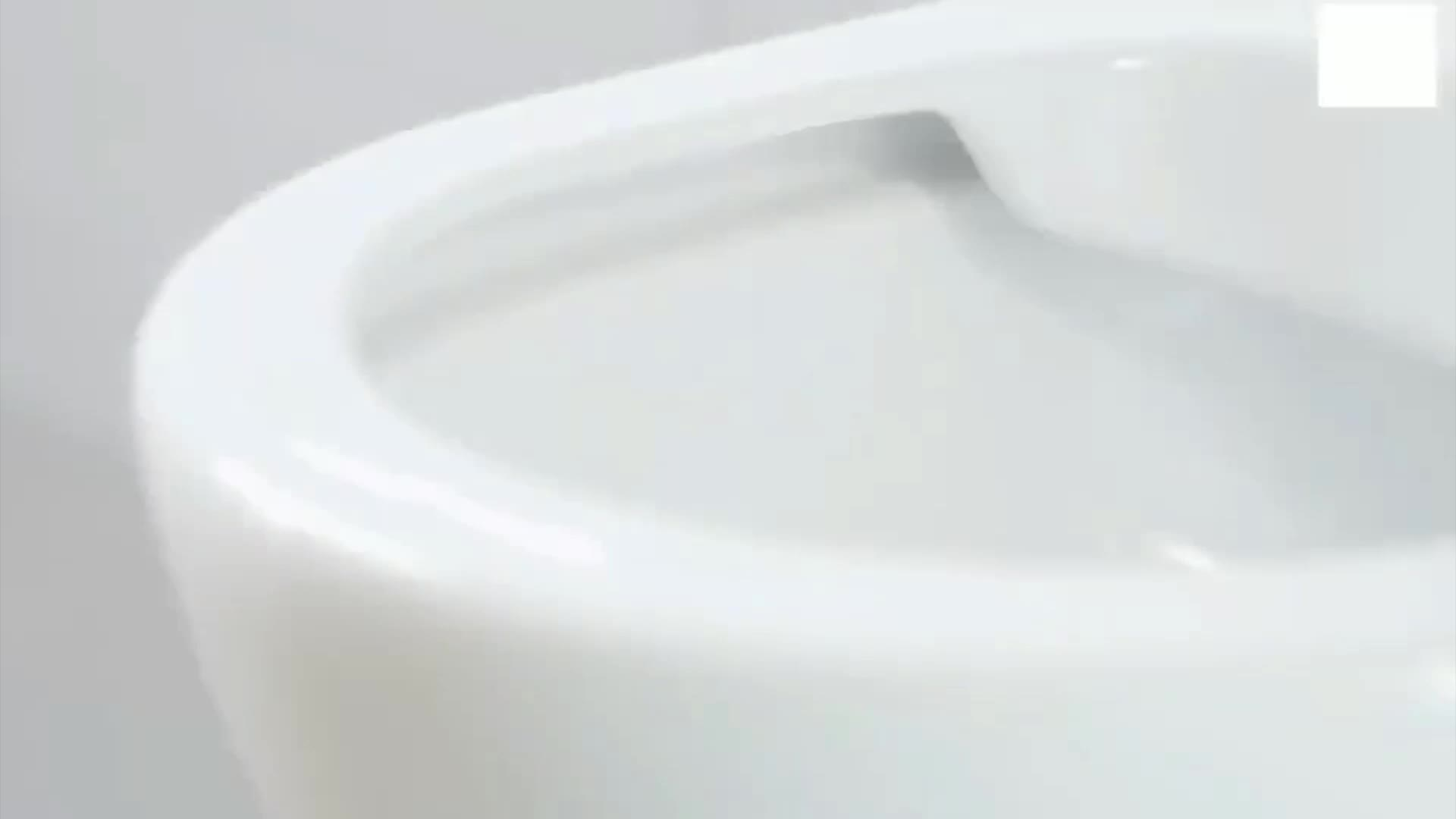Chinese manufacturer two pieces ceramic built-in toilet wall hung toilet on hot sale