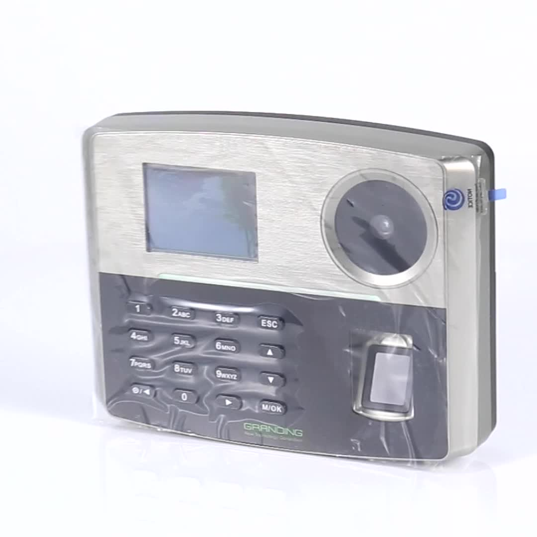 Palm & SILKID sensor Fingerprint Access Control system and time attendance optional wifi function