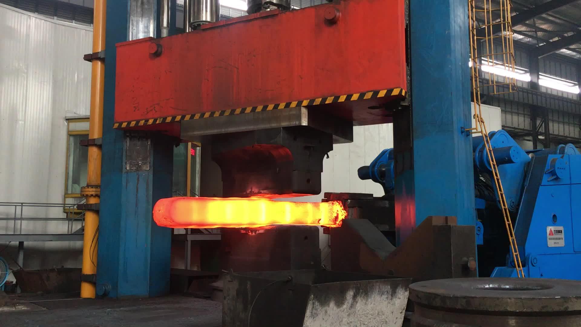 Large Size forging Steel Mining Machinery Transmission Shaft