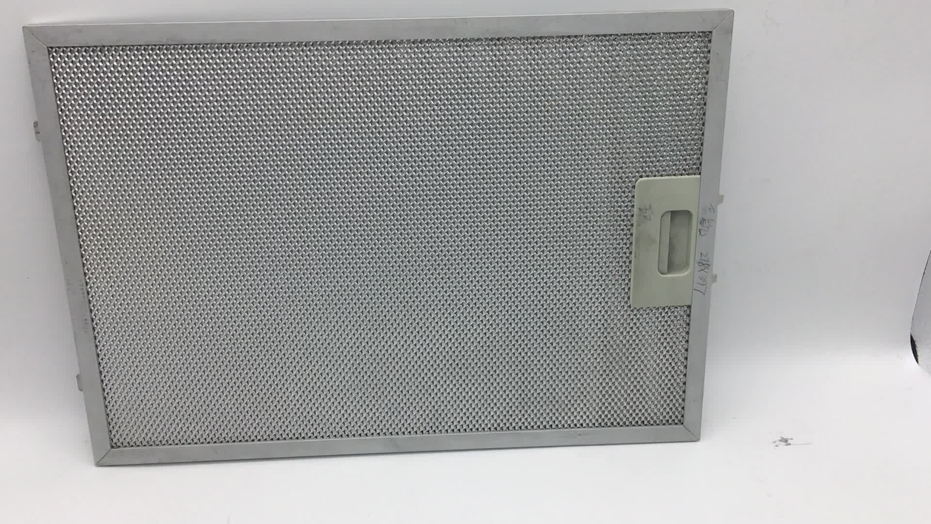 Aluminum Build  Mesh Prefilter for Air Conditioner