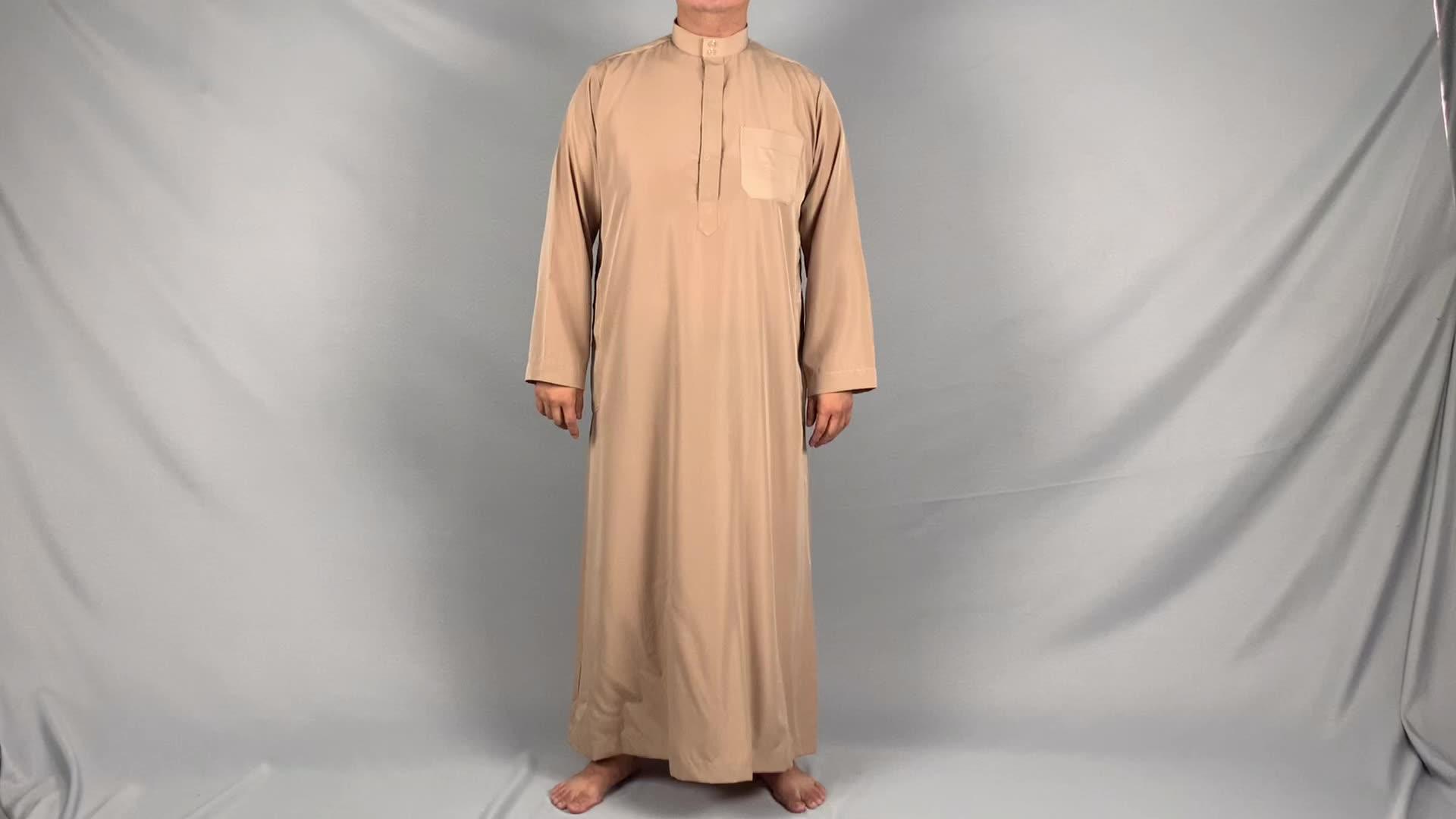 Commercio all'ingrosso degli uomini di qamis daffah di alta qualità marocchino djellaba, vestiti musulmani, ultimo burqa disegni