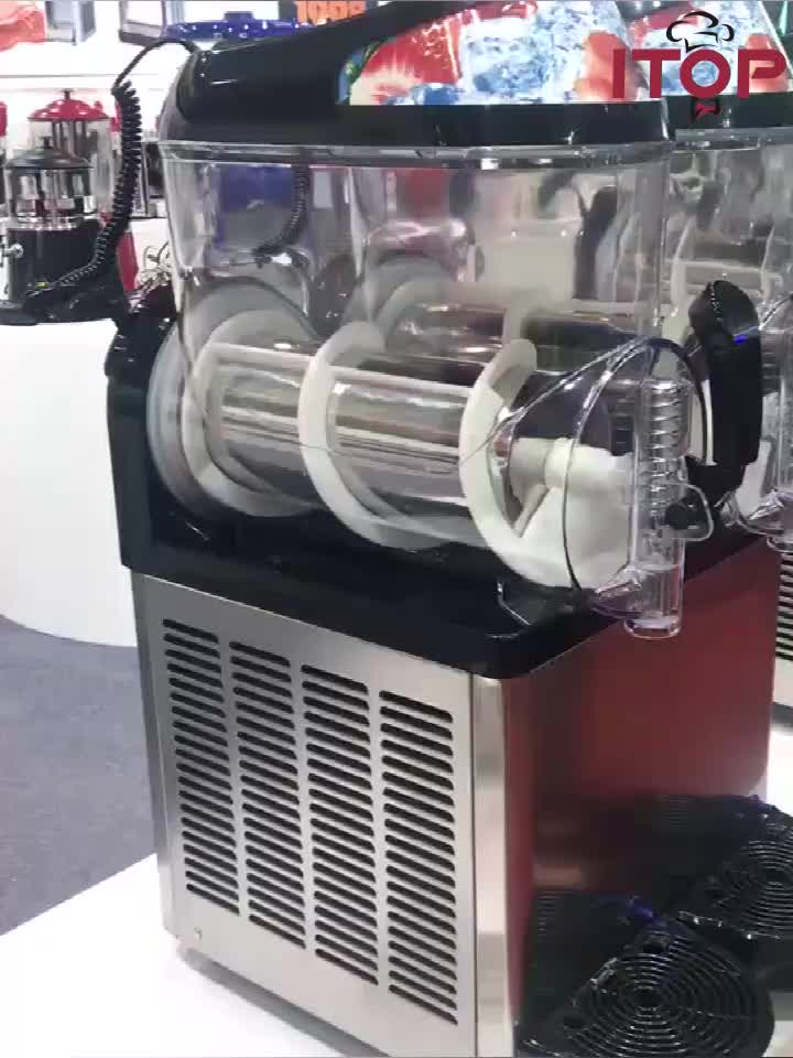 4 Color Available Profession Commercial  new ice slush machine