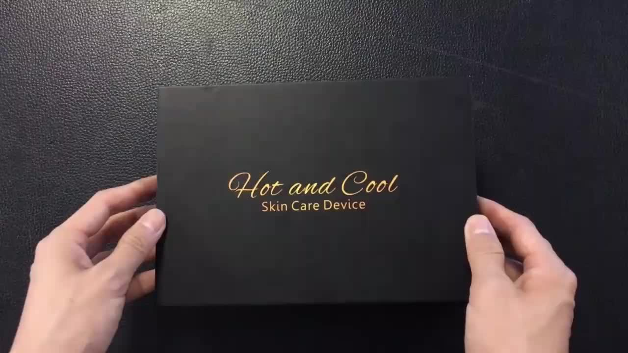 Beauty & Personal Care Facial Skin  Beauty Device Eycobeauty hot and cold beauty device with light 2019 new technology