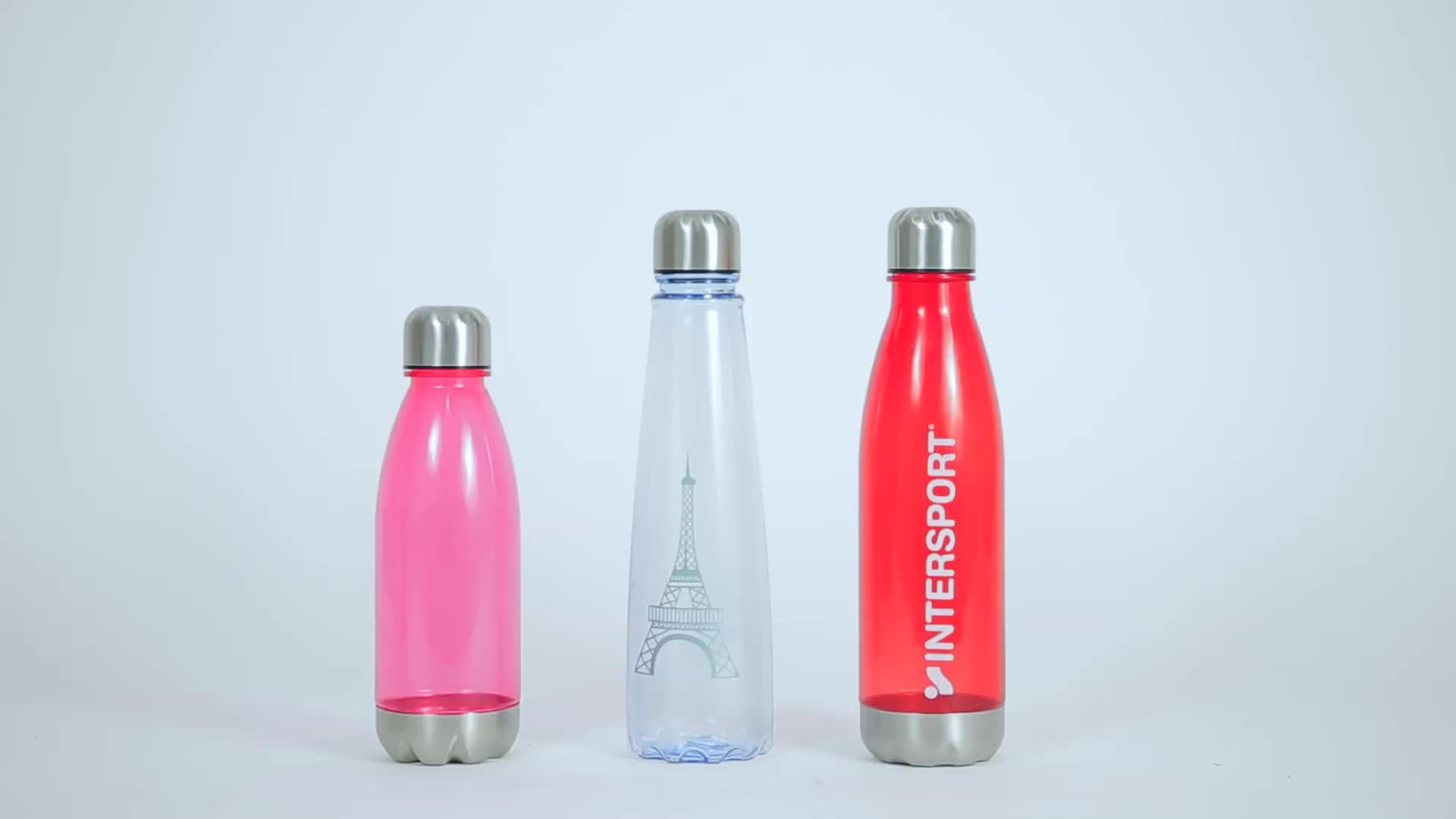 Botella De Agua Acero Inoxidable Sports Stainless Steel Water Bottle With Custom Logo