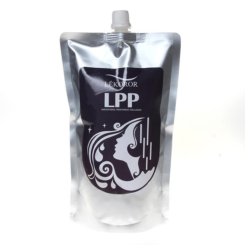 professional protein softening LPP hair keratin treatment