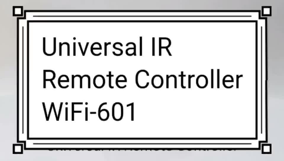 Smart Home WiFi Smart IR Hub, WIFI IR Universele Afstandsbediening voor TV