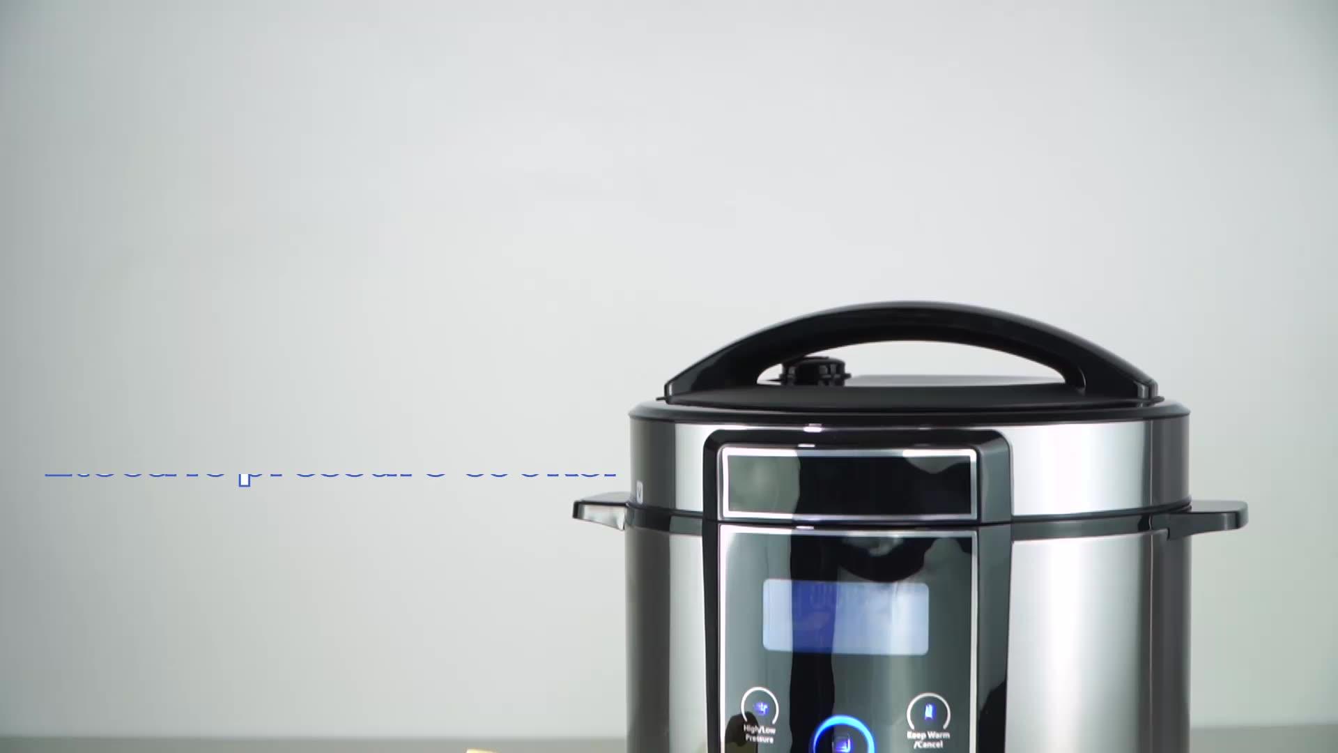 جهاز تسخين الأرز متعدد الوظائف, جهاز متعدد الوظائف مزود بمعدات تقديم الطعام في عام